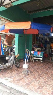 payung parasol cafe@2,5m ,kombinasi warna
